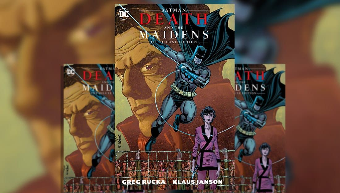 Batman Death and the Maidens