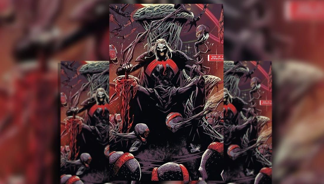 Knull The God of Symbiotes