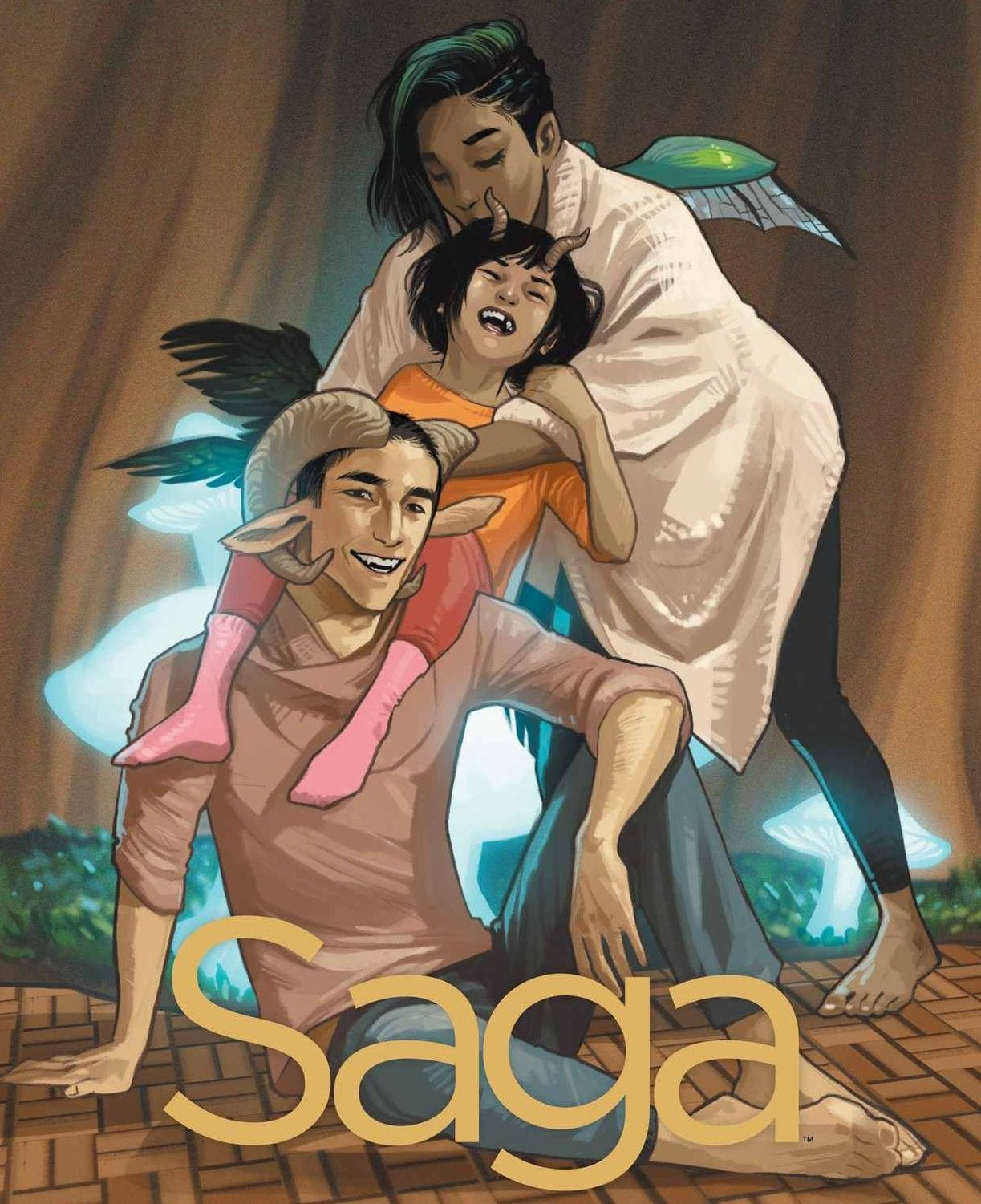 Saga Comic Review