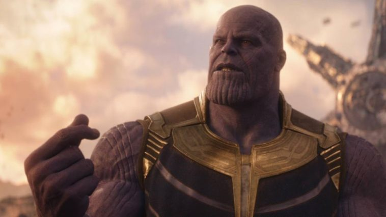 Thanos Finger Snap