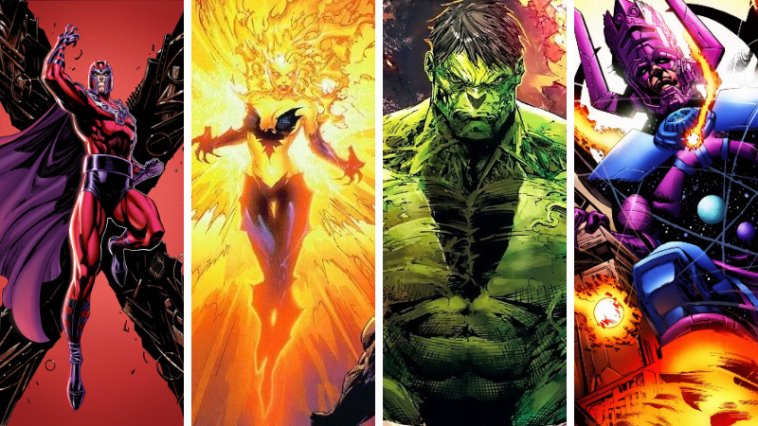 Top 10 Strongest Marvel Characters - 101Comics