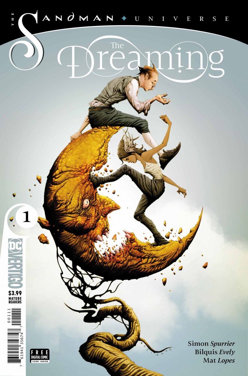 The Dreaming (2018) #1