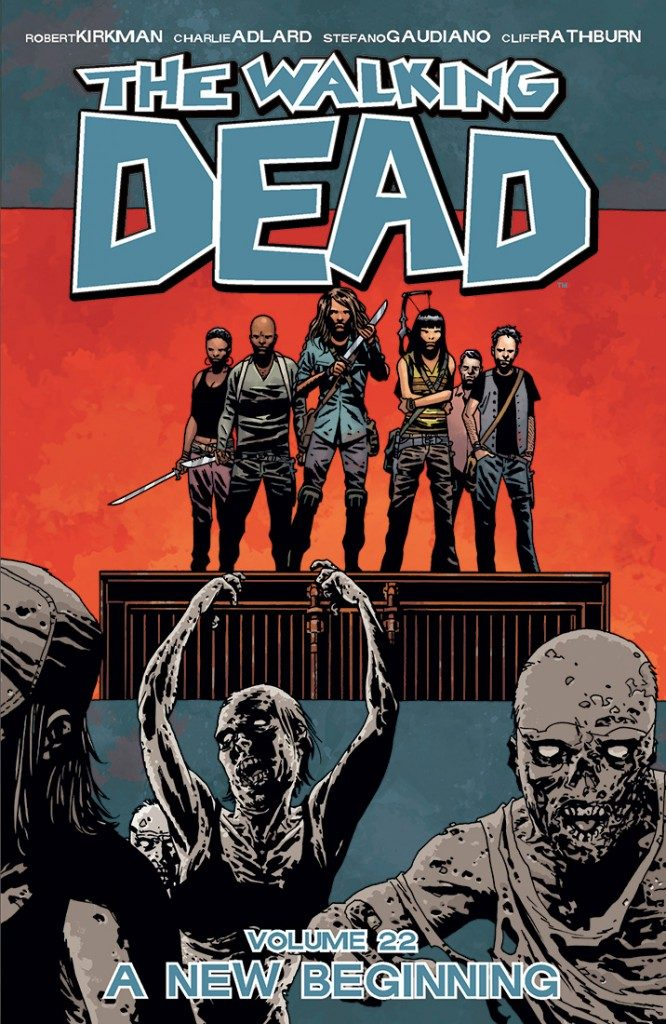 TWD Volume 22 A New Beginning