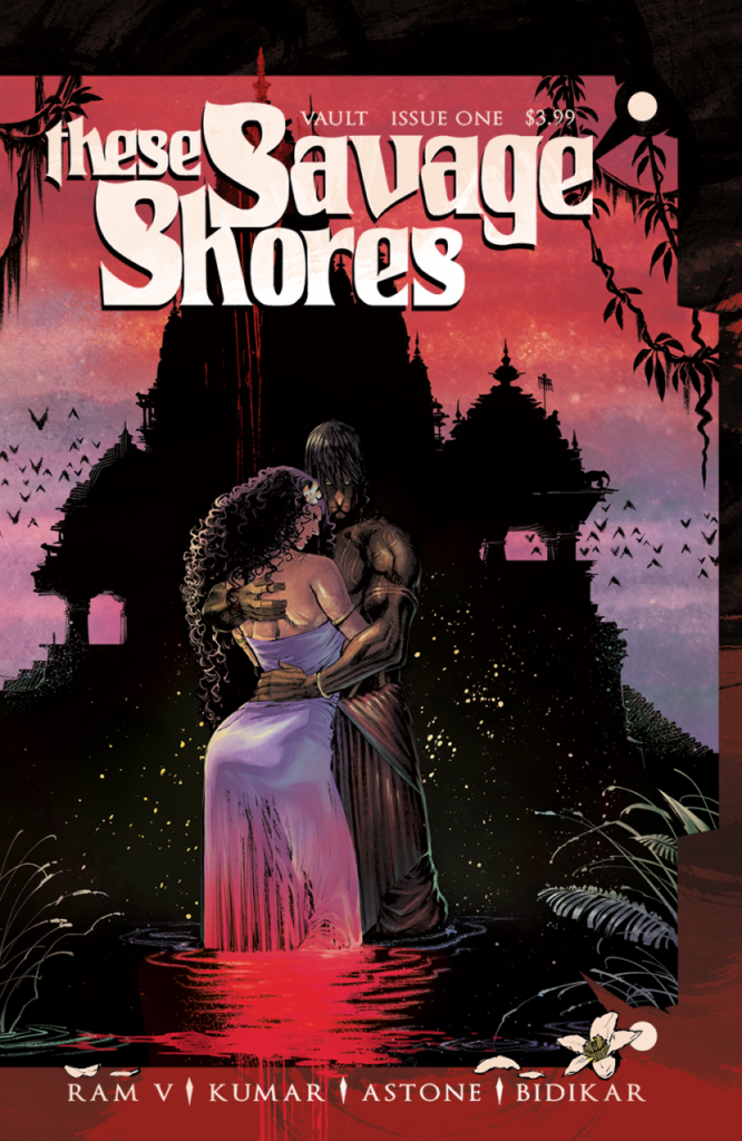 These Savage Shores - Vault Comics