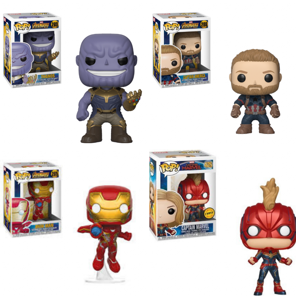 Marvel Funko Collectibles