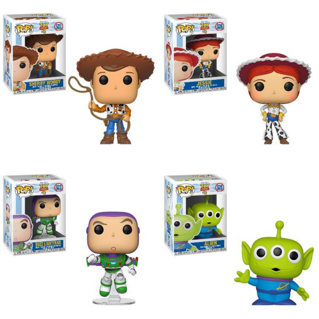 Toy Story Funko Collectibles