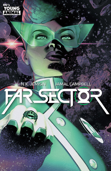 Far Sector #1 DC's Young Animal