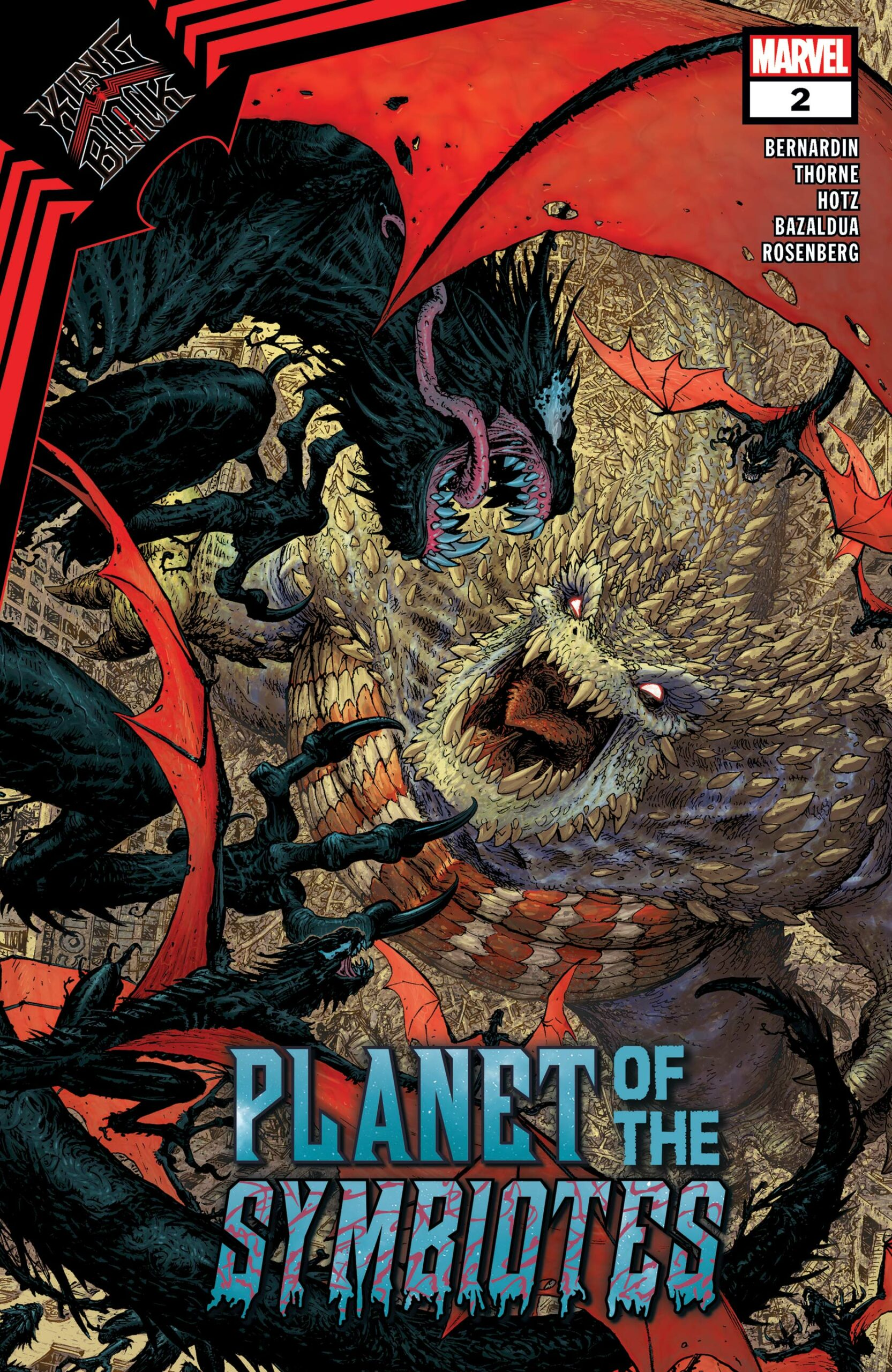 King in Black: Planet of the Symbiotes (2021) #2