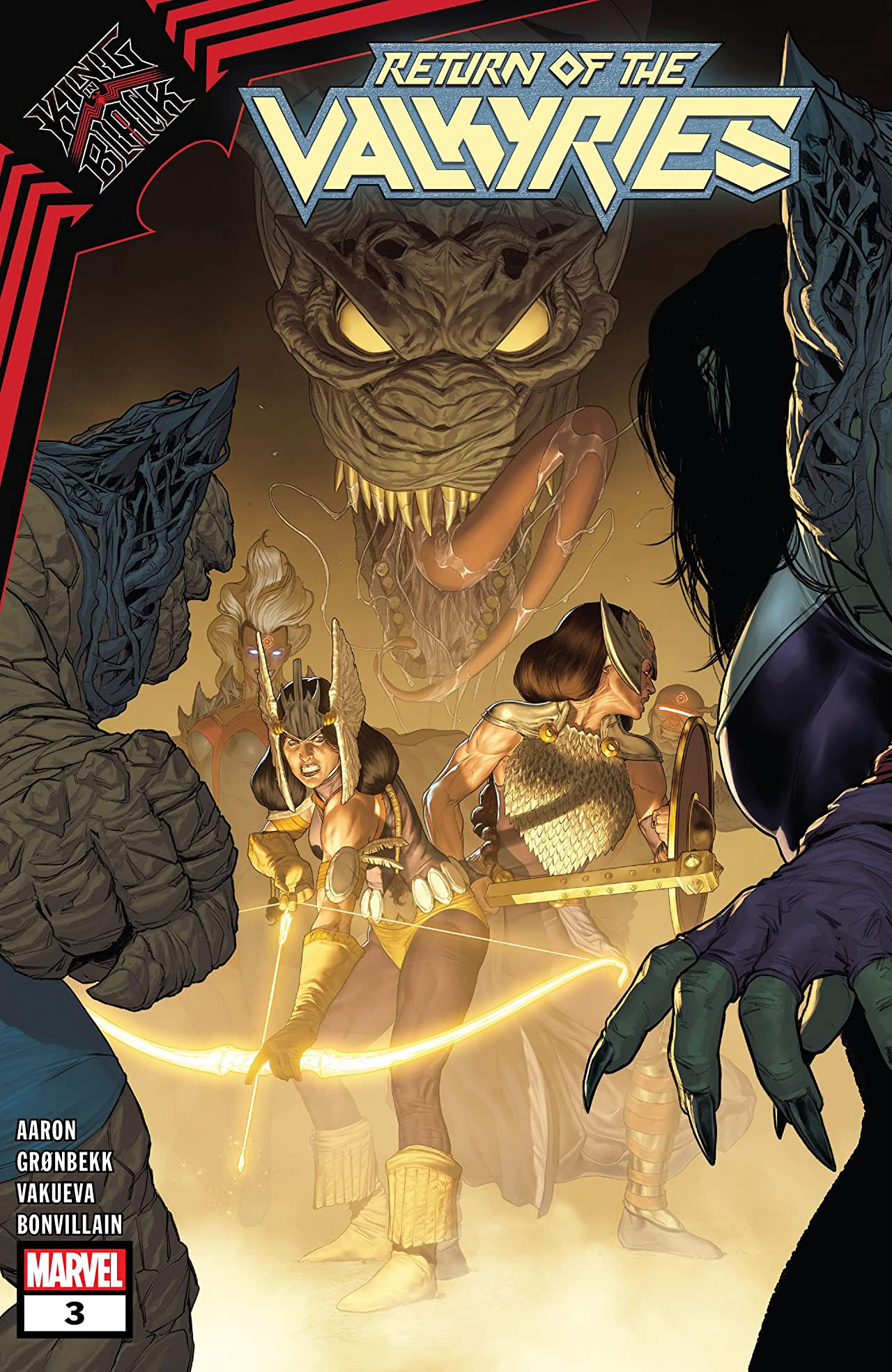 King in Black: Return of the Valkyries (2021) #3